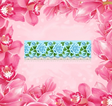 WRAPS FRENCH BLUMEN - 47
